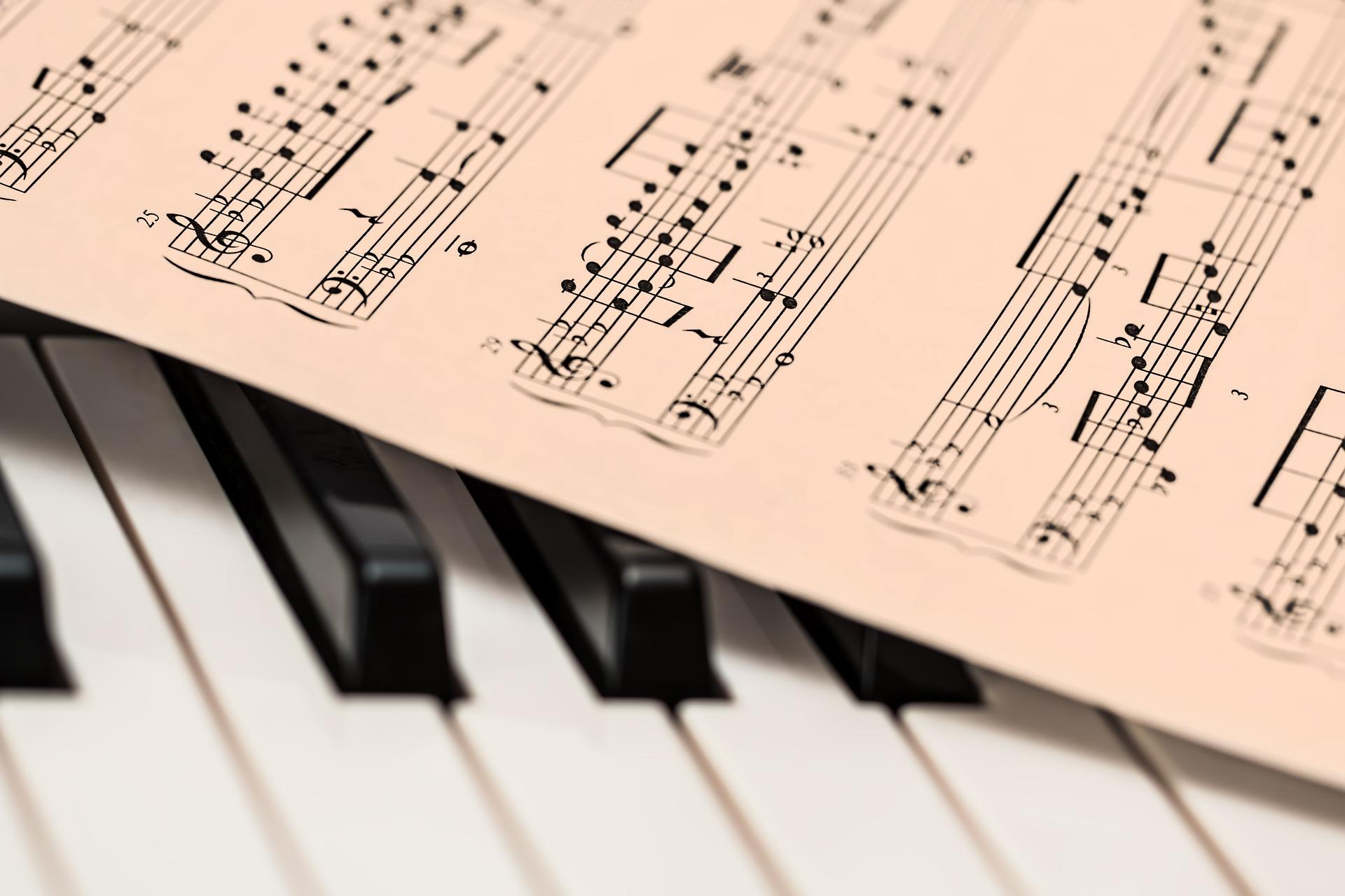 Grundlagen der Musik